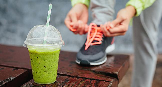 eat before walking during pregnancy