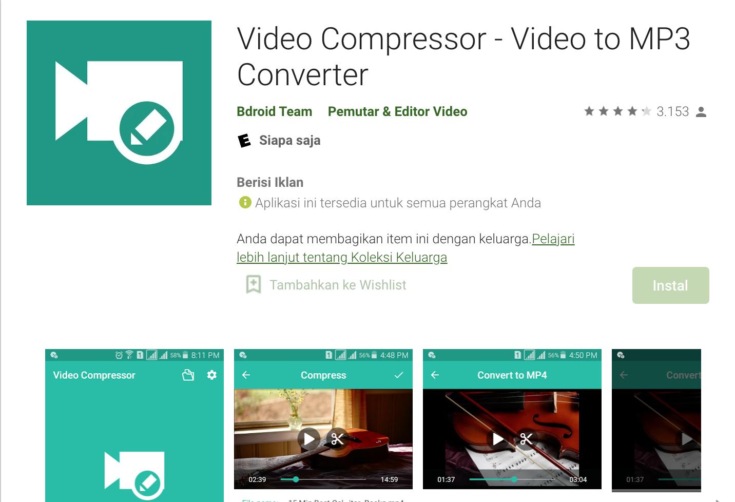 aplikasi video compressor