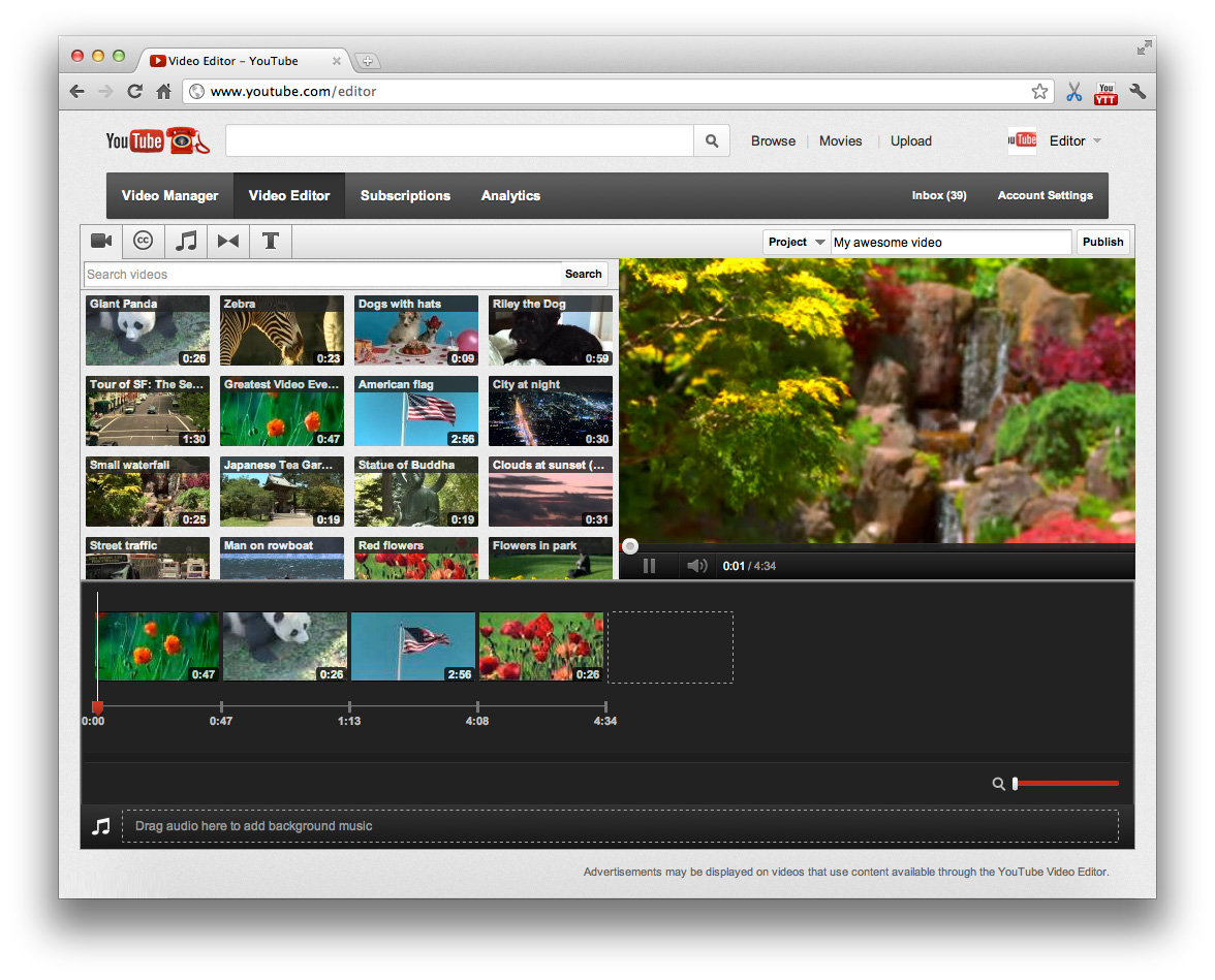 discovery channel video editor