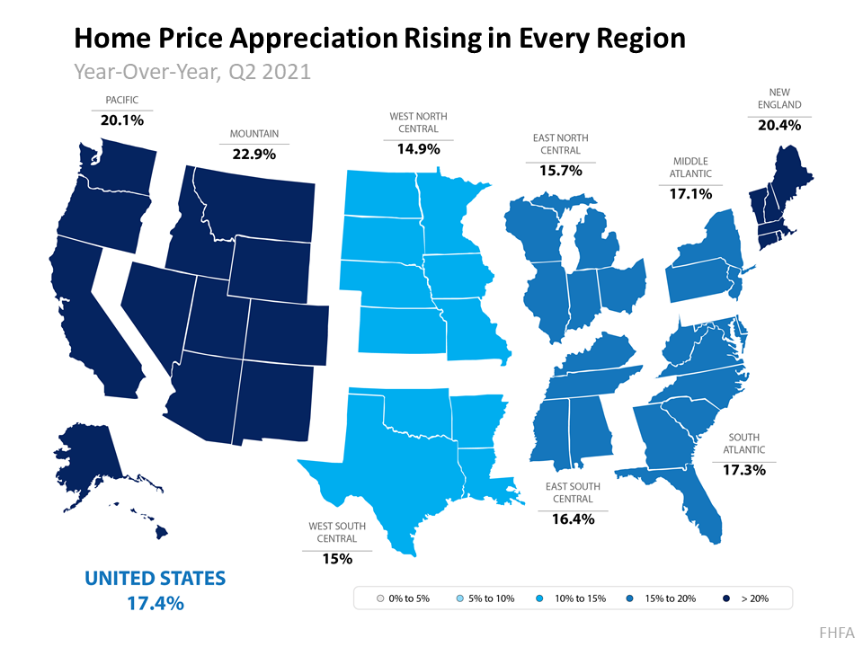 Home Price Appreciation Is Skyrocketing in 2021. What About 2022?   MyKCM