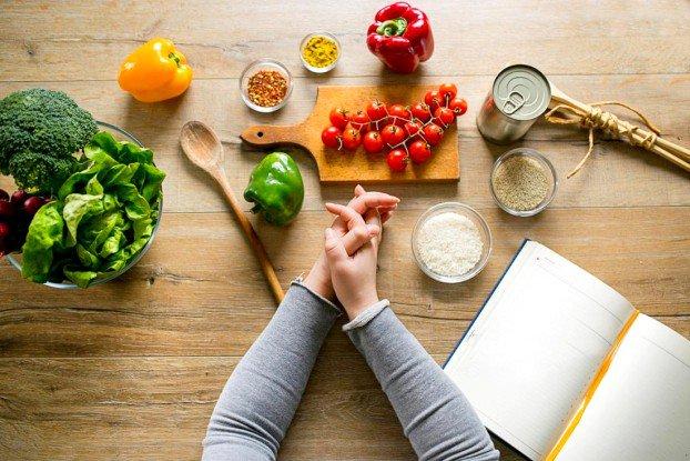Có chế độ ăn lành mạnh để tránh béo phì