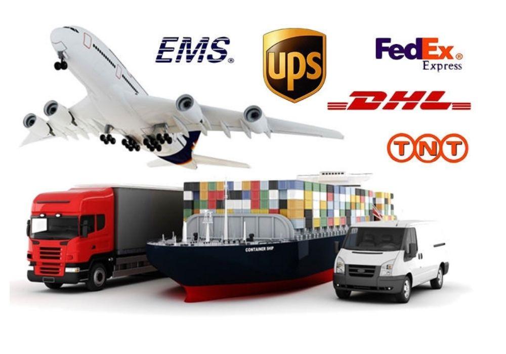 Vận chuyển phát nhanh với các hãng vận chuyển quốc tế