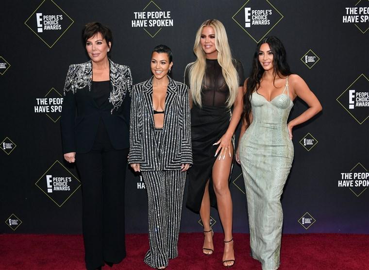 Description: 2019 E! People's Choice Awards - Arrivals