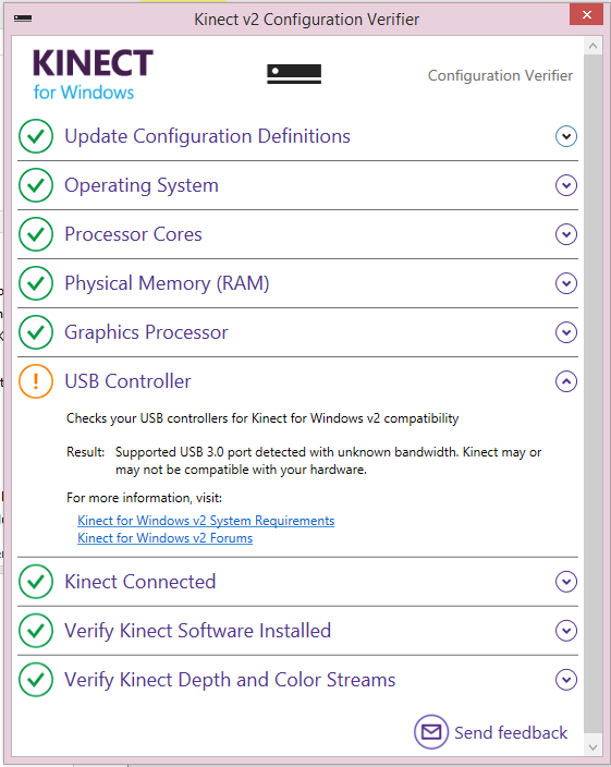 KinectHardwareVerifier2
