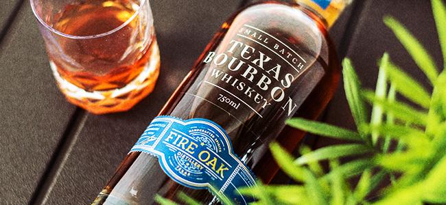 Texas Bourbon, An Award-Winning Craft Bourbon