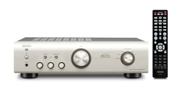 Amply Denon PMA 520AE, bộ âm thanh nghe nhạc dưới 21tr