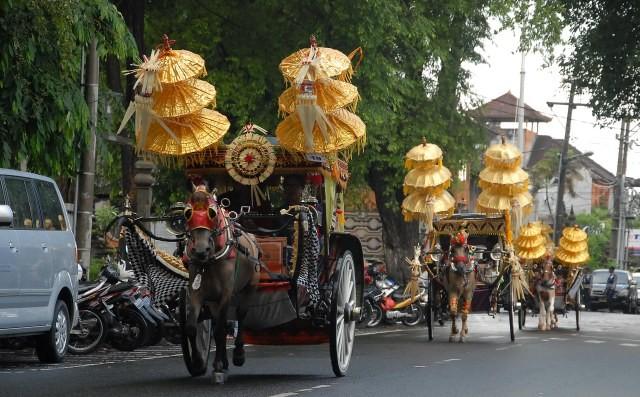 Dokar Bali Transportation
