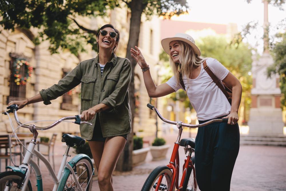 O uso das bicicletas deve se manter após a pandemia. (Fonte: Shutterstock)
