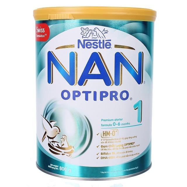 Sữa Nan - Sữa công thức dành cho trẻ sơ sinh chất lượng hàng đầu