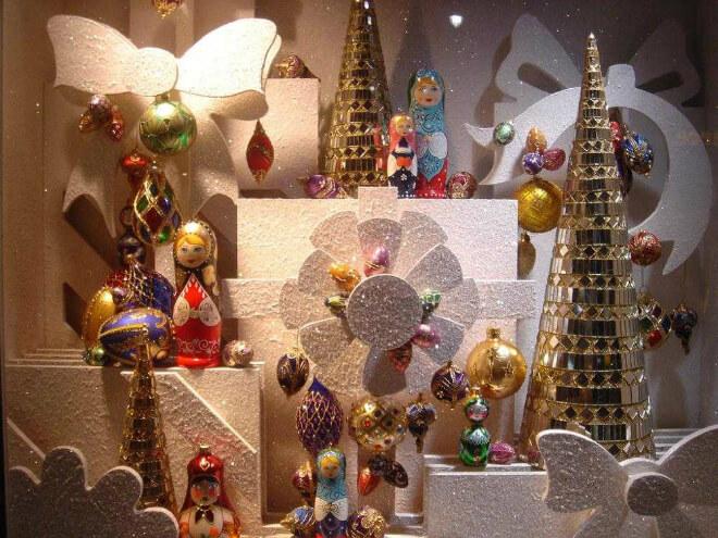 Christmas redecoration refurbishment