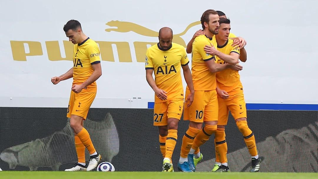 Tottenham Hotspur của Mourinho đang có khá nhiều khó khăn lúc này