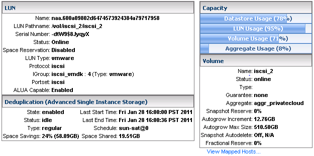 Netapp show lun serial number   Mailing List Archive: which