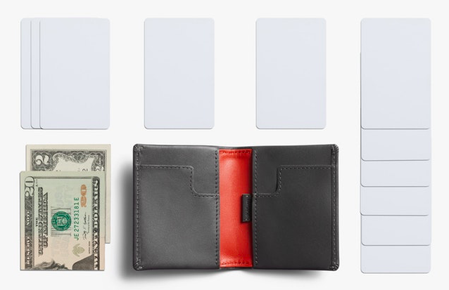 Bellroy Wallet Review 6