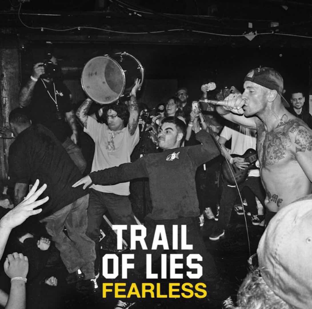 """Trail of Lies """"Fearless"""""""