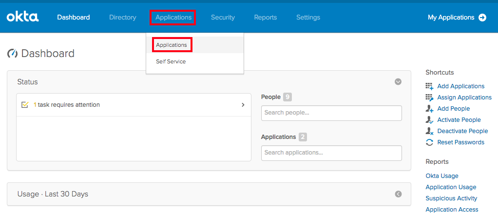 How to Configure SCIM with Okta - ThousandEyes Customer Success Center