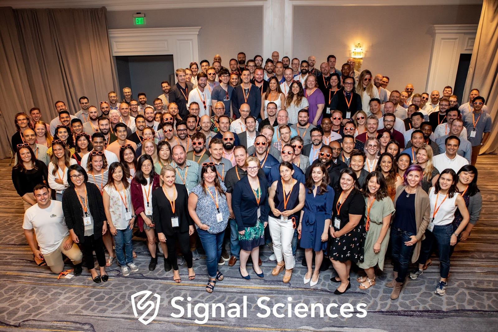 The Signal Sciences team