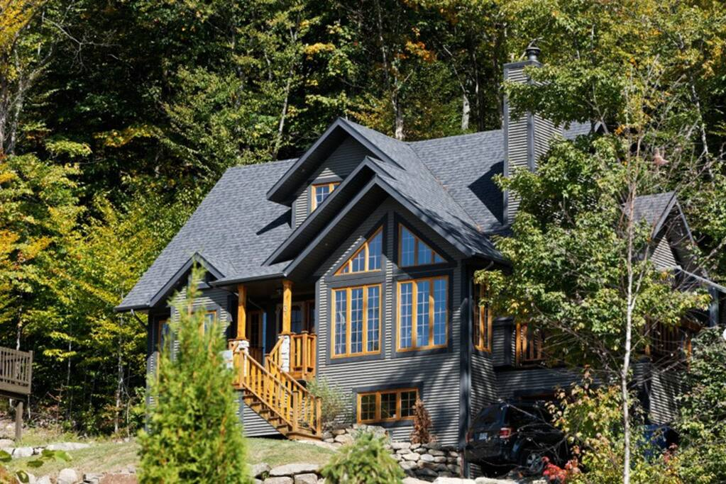 Cottages for rent with 3 bedrooms in Quebec #15