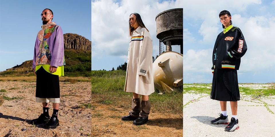 台灣新銳品牌Namesake以服裝承載寶島文化,衝破時尚與運動之牆