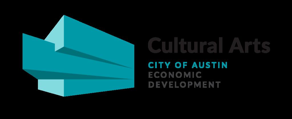 Cultural Arts City of Austin Economic Development Logo