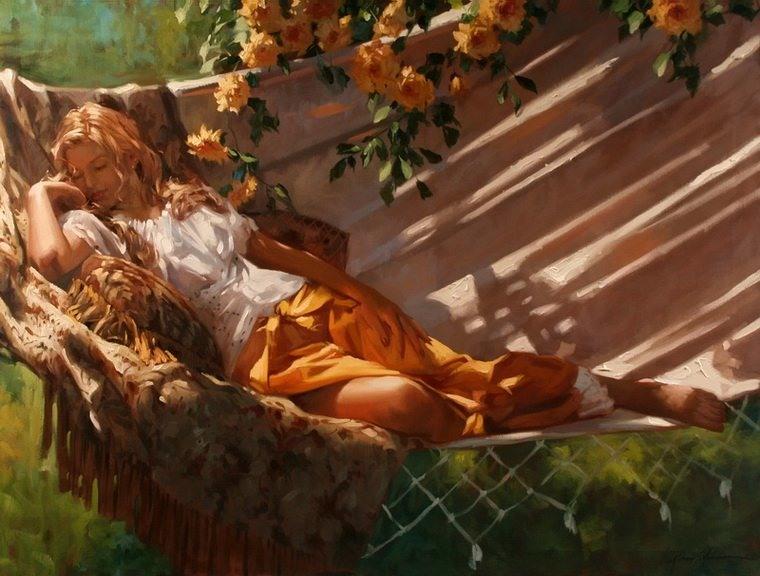 Resultado de imagem para imagem de pinturas de richard s johnson