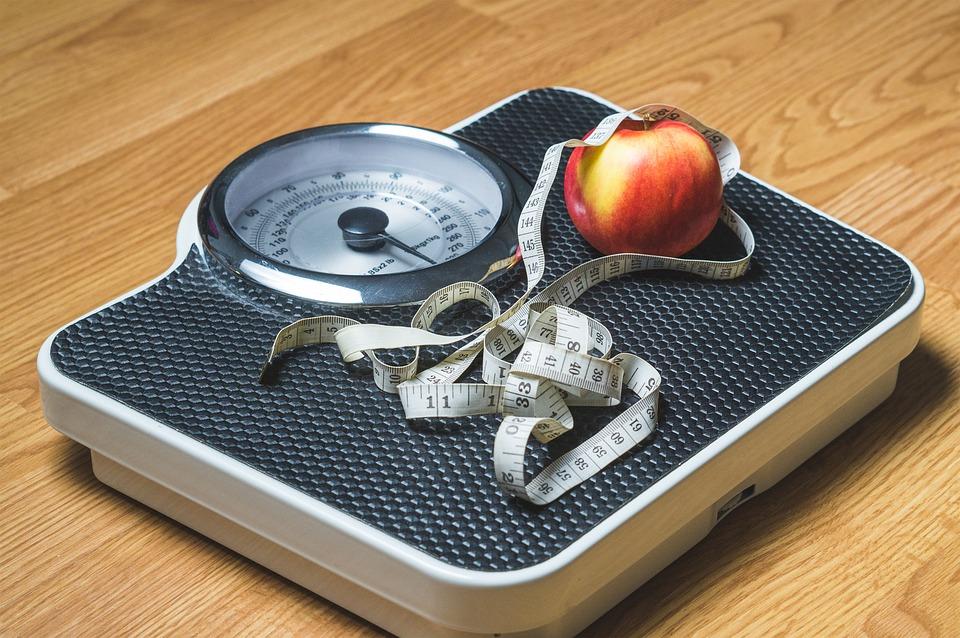 Normální a zdravé je shodit maximálně 2 a 2,5 kg za měsíc