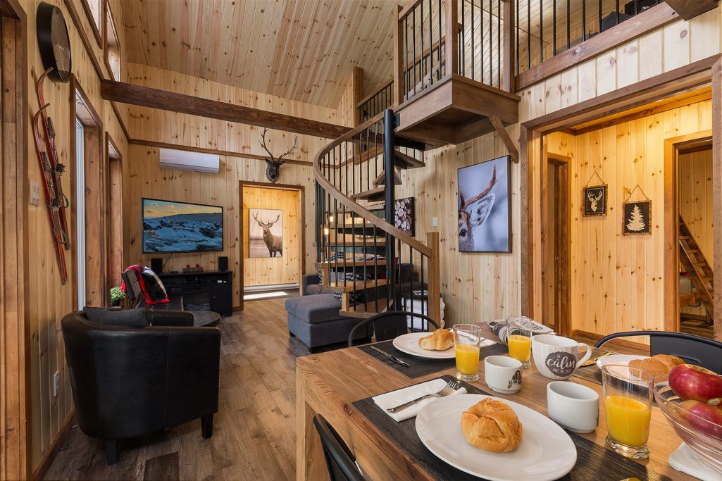 #3 of Cottages for Rent with Spa on WeChalet