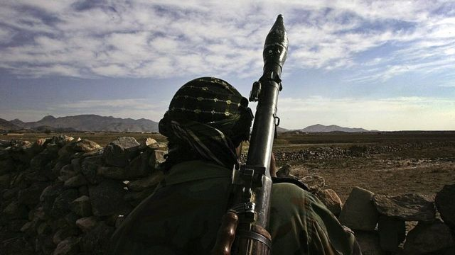 Талибан в Афганистане
