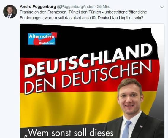 Image result for Andre poggenburg deutschland den deutschen