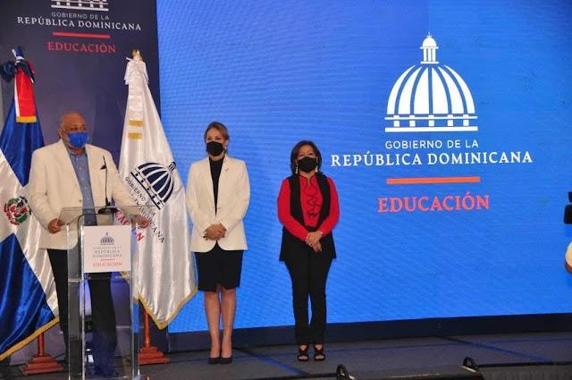 Ministerio de Educación presenta campaña Todos por la Educación