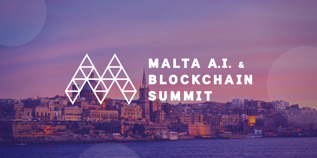 Image result for malta blockchain and ai summit