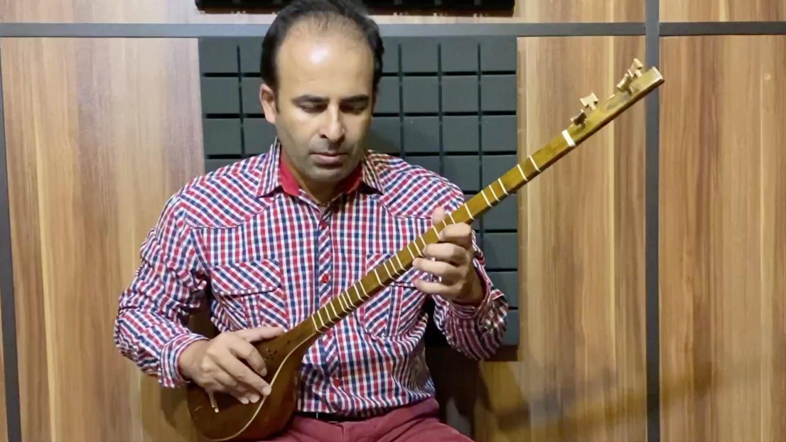 رقص چوبی ابوالحسن صبا نیما فریدونی سهتار
