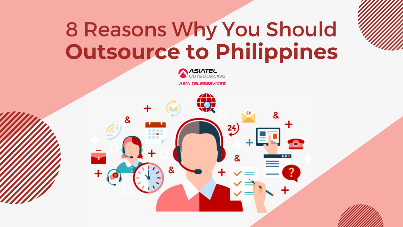 8 Reasons Why You Should Outsource to Philippines