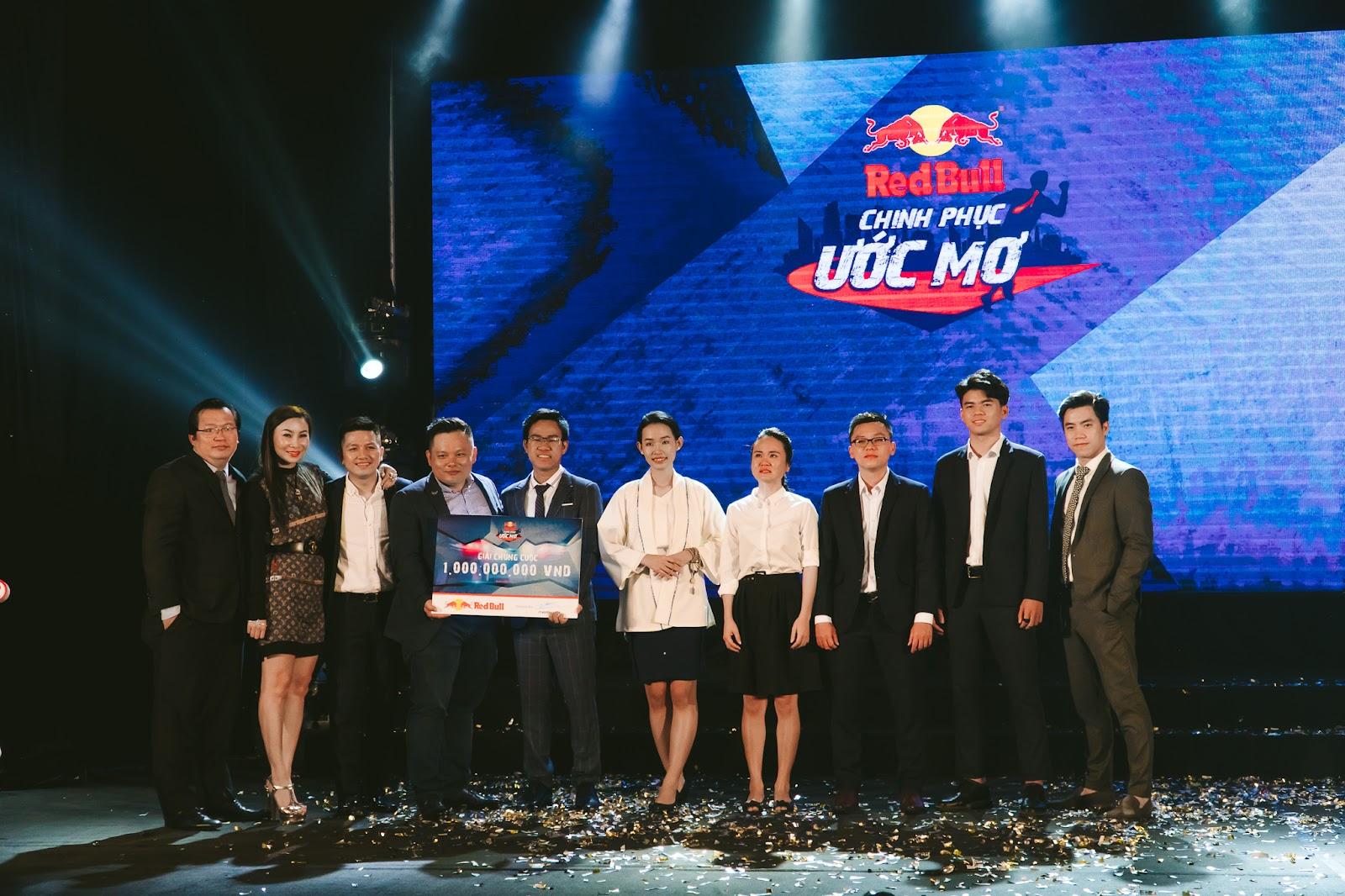 Chung kết Red Bull - Chinh Phục Ước Mơ: Người chiến thắng không chỉ có một!