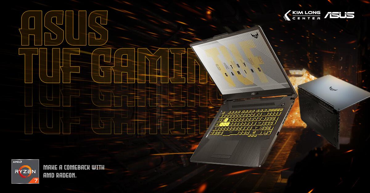 laptop Asus TUF