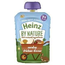 Heinz Sunday Chicken Dinner Meal Pouch, - Buy Online in Costa Rica at Desertcart