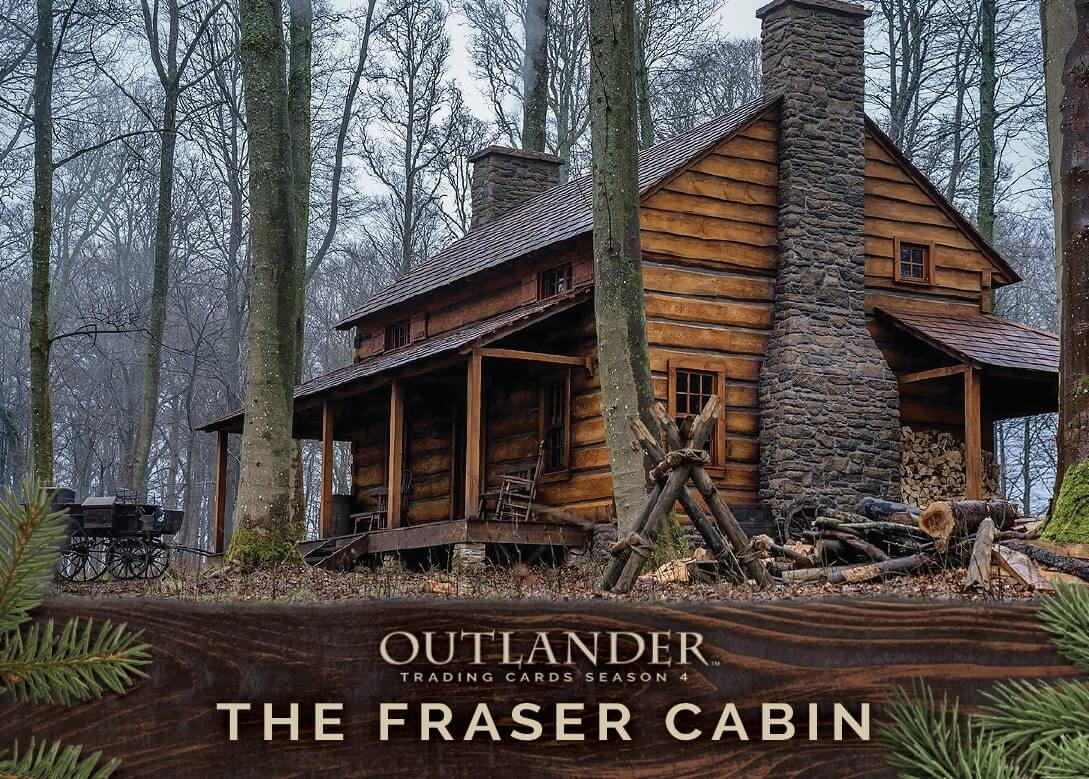 Outlander Trading Cards Season 4: Chase Set