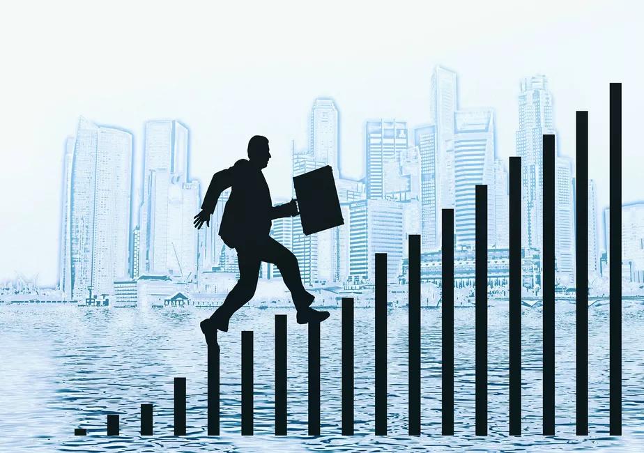 A escalada dos dados no mercado de ações