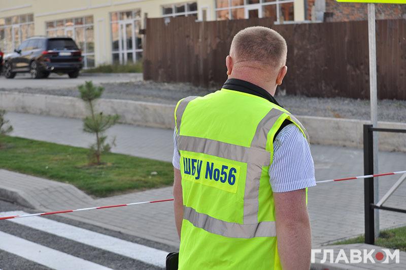 Директор компанії «Хмельницьке ШБУ №56» Максим Волосінчук