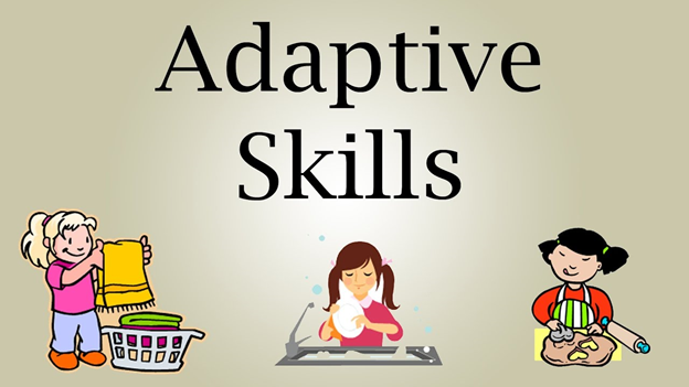 What is the example of Adaptive Behavior?