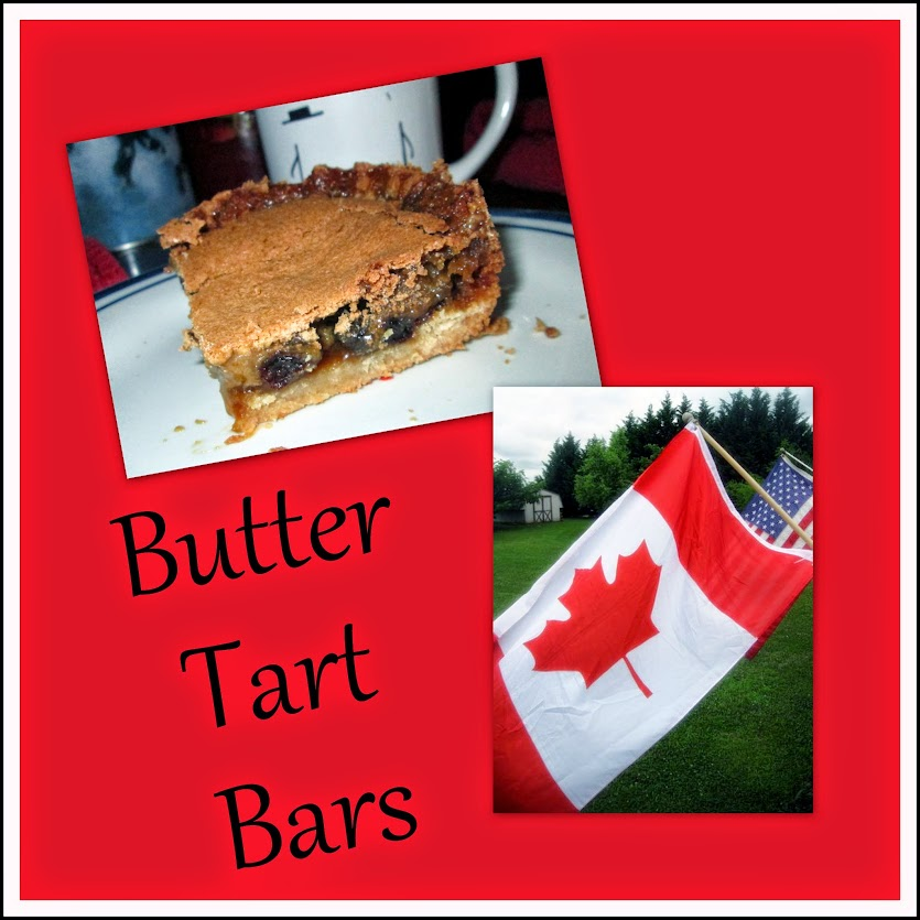 Butter Tart Bars, featured on Canada Day 2016 on Homeschool Coffee Break @ kympossibleblog.blogspot.com