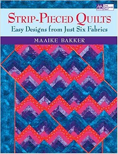 Image result for bakker strip pieced quilts