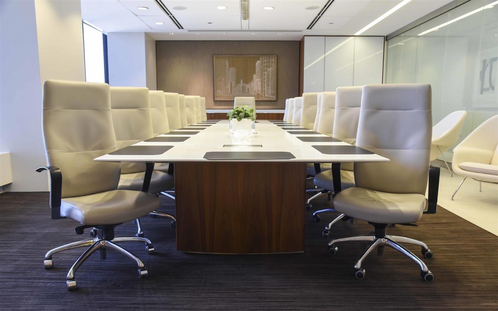 salas de reuniões