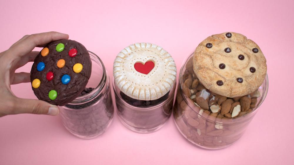 clay cookie jars