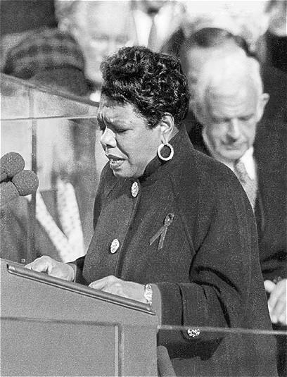 Maya Angelou: Uncaged Bird