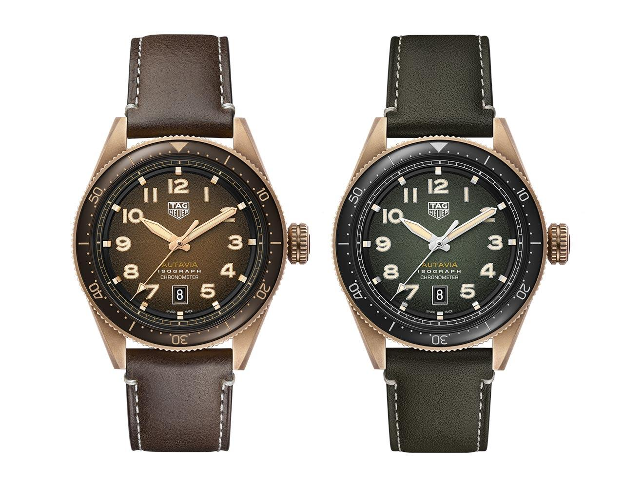 TAG Heuer - Autavia Bronze   Time and Watches   The watch blog