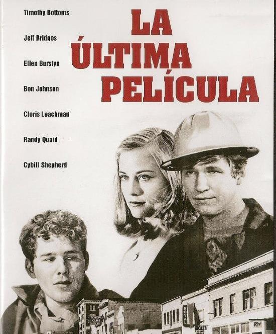 La última película (1971, Peter Bogdanovich)