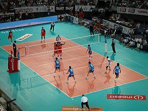 historia volleyball espana: