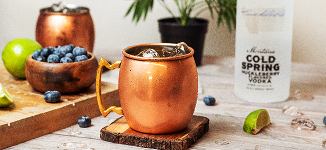 One of the Best Moscow Mule Recipes