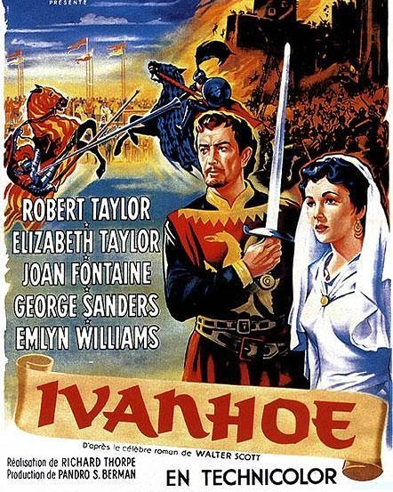 Ivanhoe (1952, Richard Thorpe)