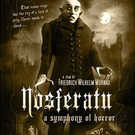 Nosferatu (1922, F.W. Murnau)